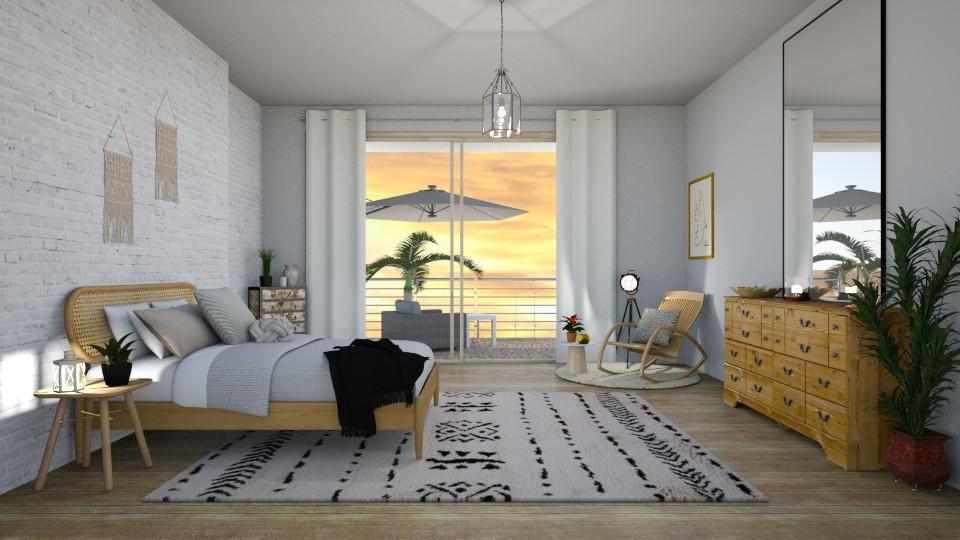 bedroom 3 - by elhamsal24