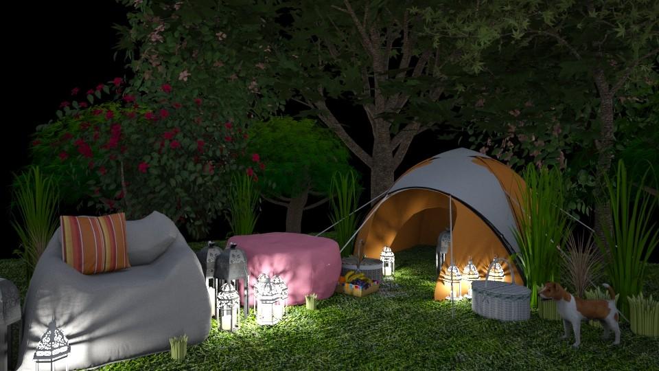 camping - by Karmelitam