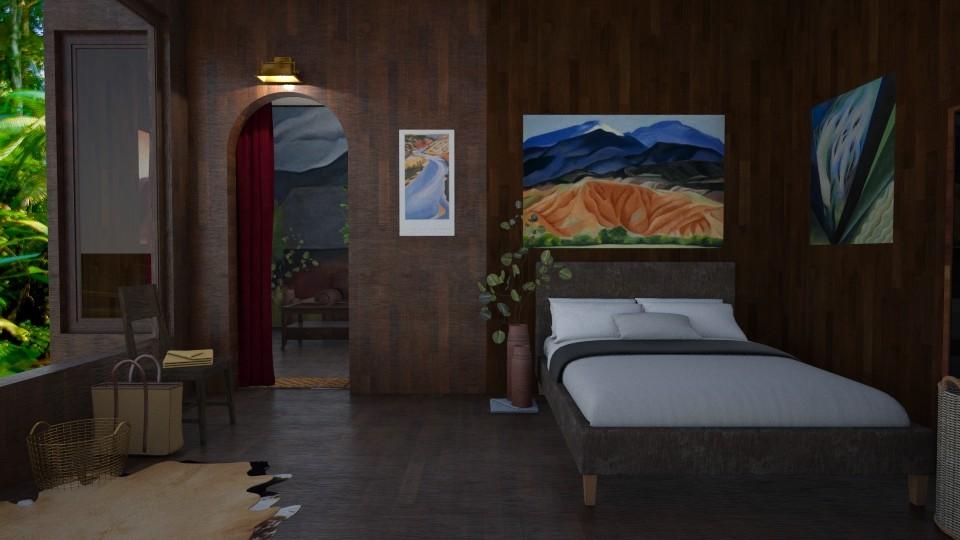 GOK Bedroom - Bedroom - by ilikalle