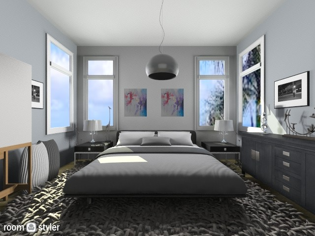 modern room - by Nikola Simic