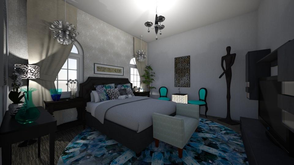 Bedroom - by Billal Javed