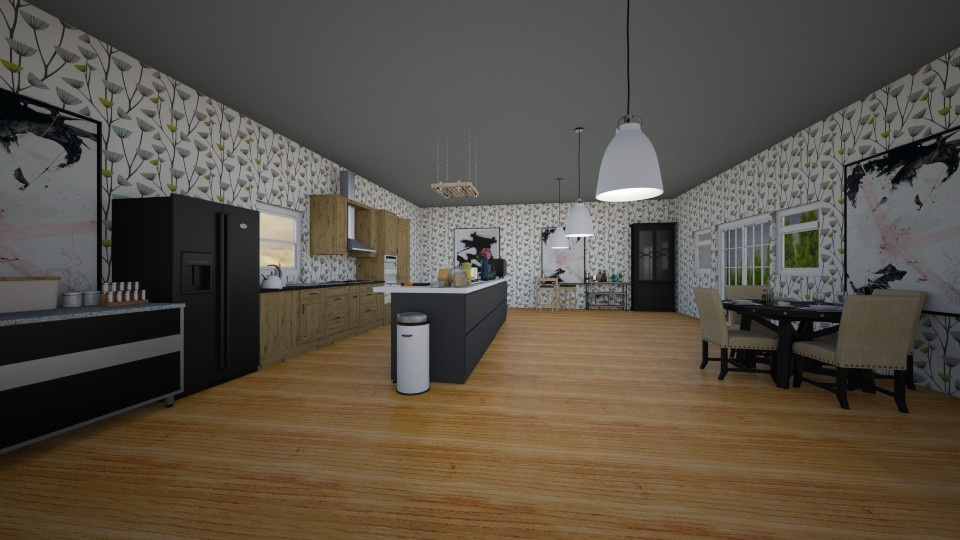 kitch - Kitchen - by crystalg98