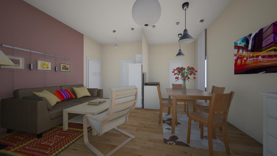 cinka panna tenyleg2 - Living room - by csiszkrisz