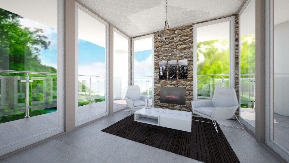 house 67 - Living room  - by Love dogs 111