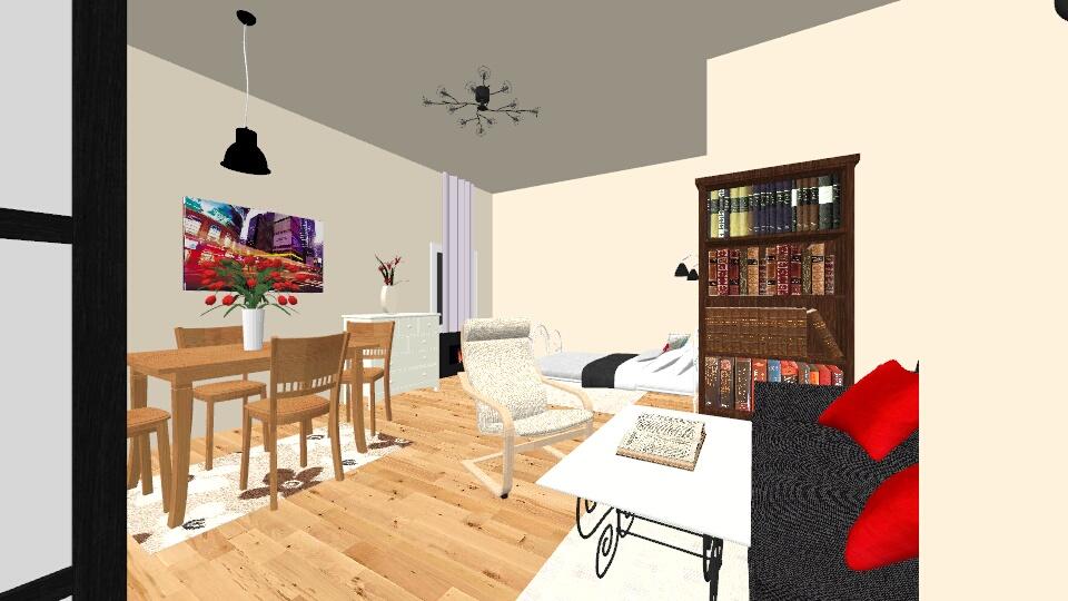 cinka panna terv03 - Living room - by csiszkrisz