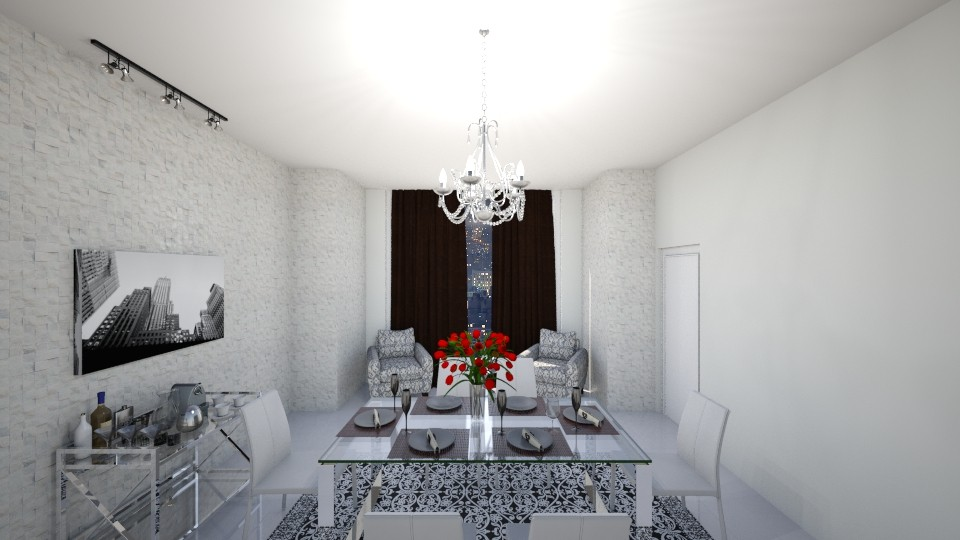 Dining room - Dining room - by Sophie Cordeiro