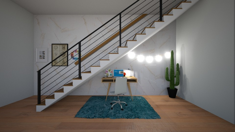 desk - Office - by belly bel bel