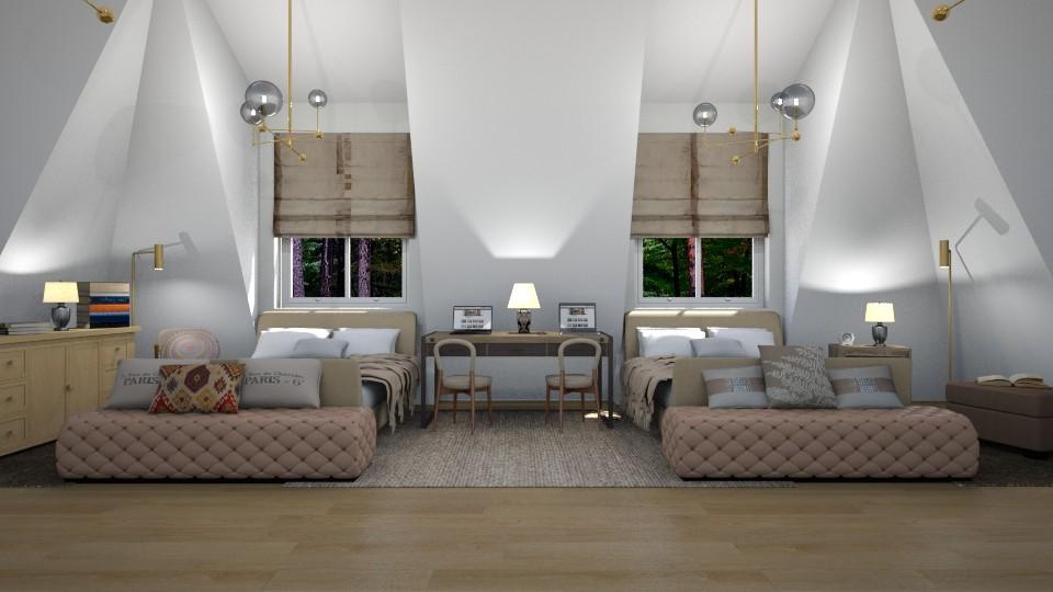 Dormer Bedroom - by Lifandus