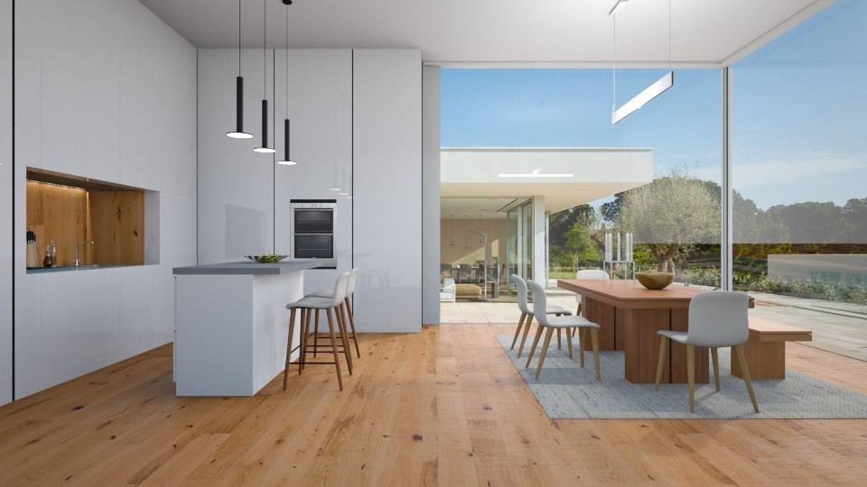 minimal  - Minimal - Kitchen  - by Valkhan