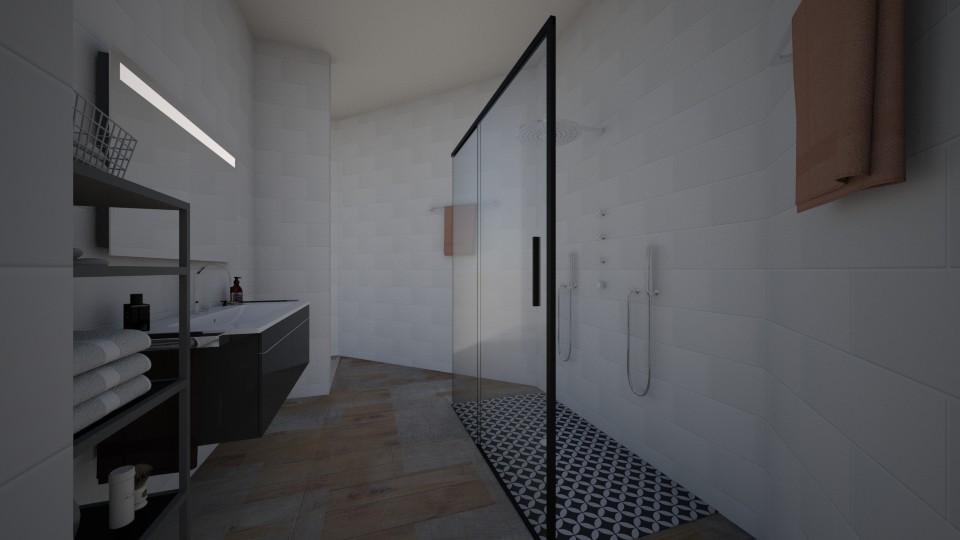 haha - Bathroom - by yasminkaandorp