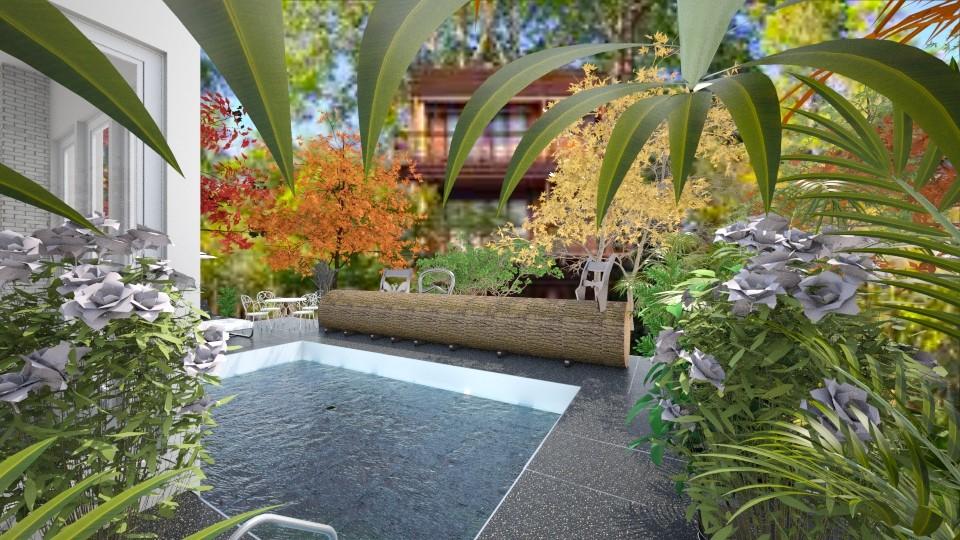 Garden2 - by Lucy Miranda