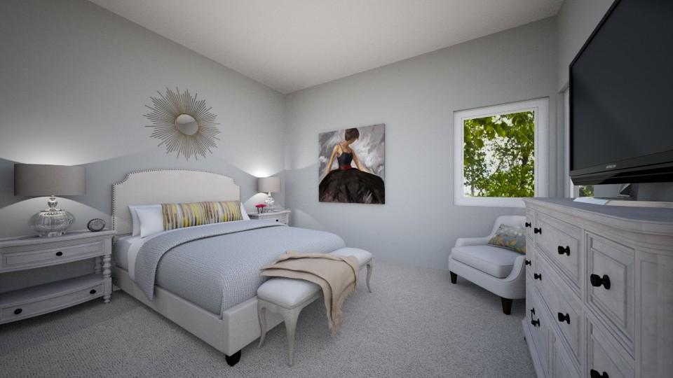 Bob n Nina Master BR - Classic - Bedroom - by erstudio