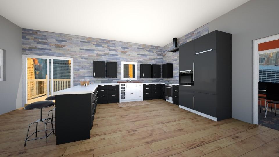 kitchen - Kitchen  - by Jessica Baines