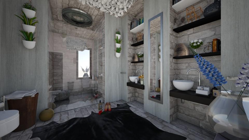 nxdjs - Modern - Bathroom - by Glendyx