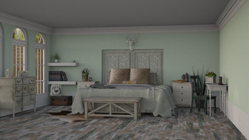 bedroom - Bedroom - by Wohooo