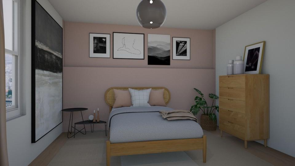 BEDROOM - by elisavz_