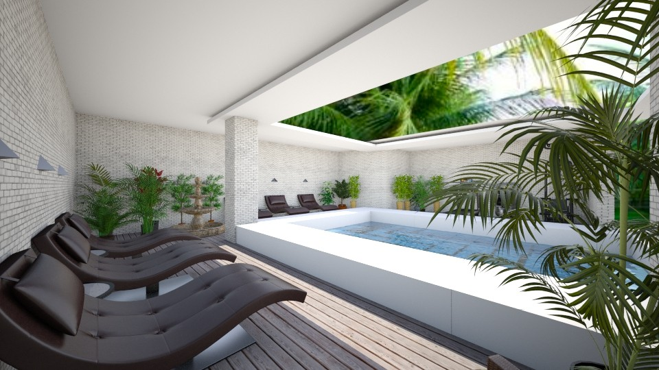 Solar_living room - Living room - by Lucy Miranda