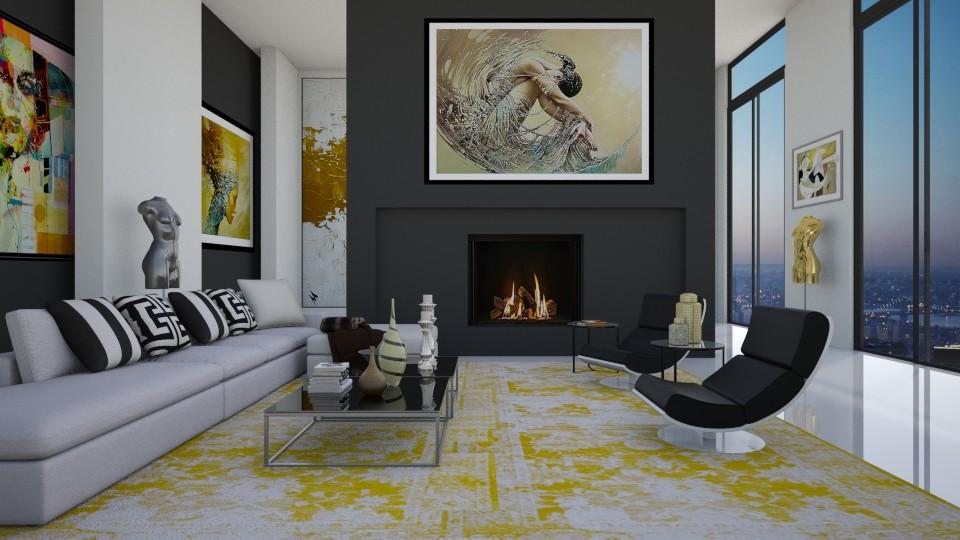Modern Art - by jade61356