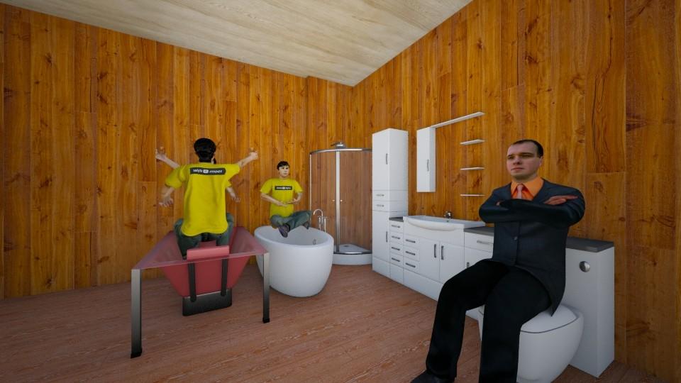 Bathroom - Modern - Bathroom  - by Yasir Ross