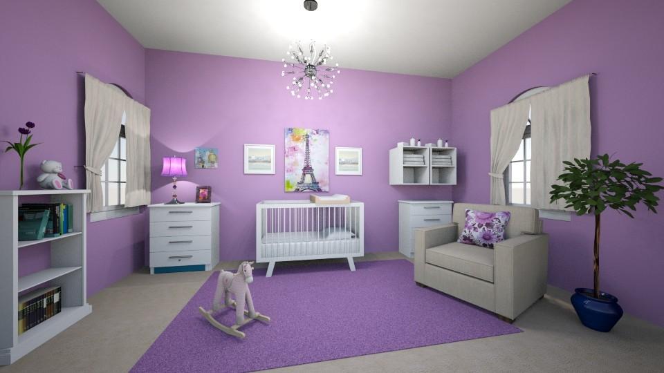 Nursery - Kids room - by JiaJayy