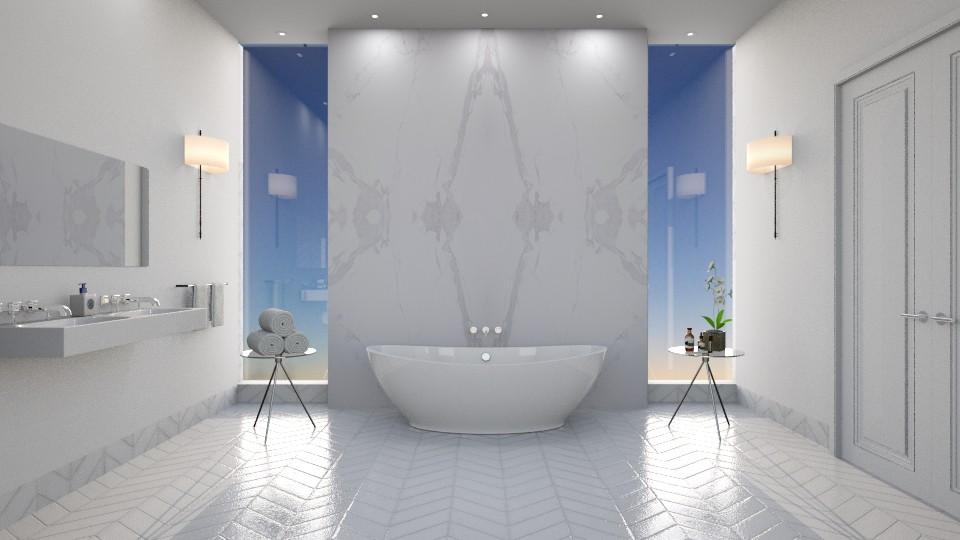 Marble - Bathroom  - by Ryan_22_