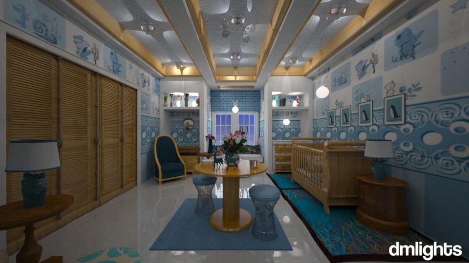 hb - Living room - by DMLights-user-994540