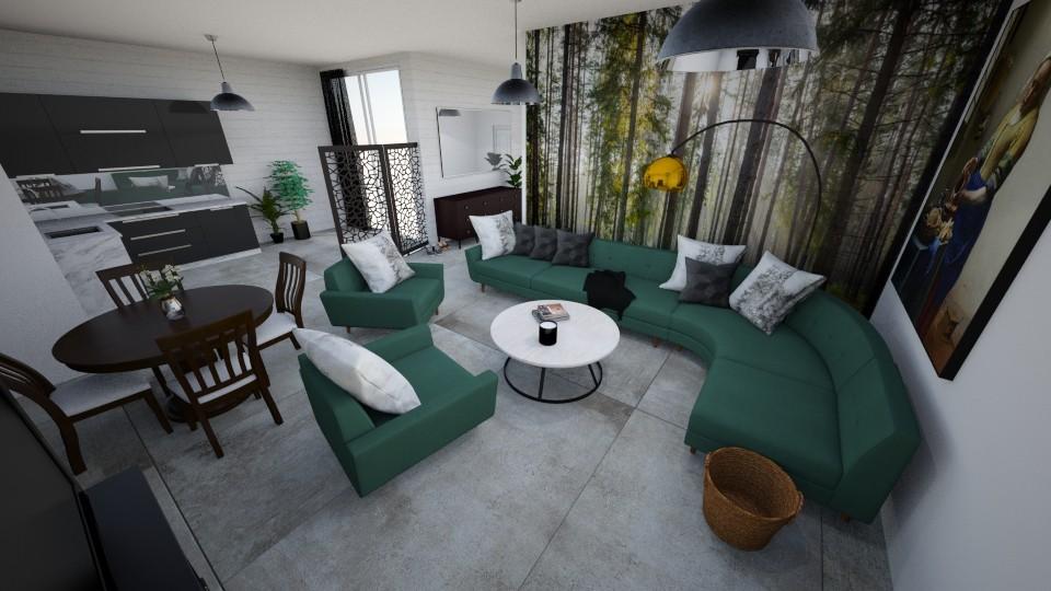 liv26042020 - Living room - by jezek1