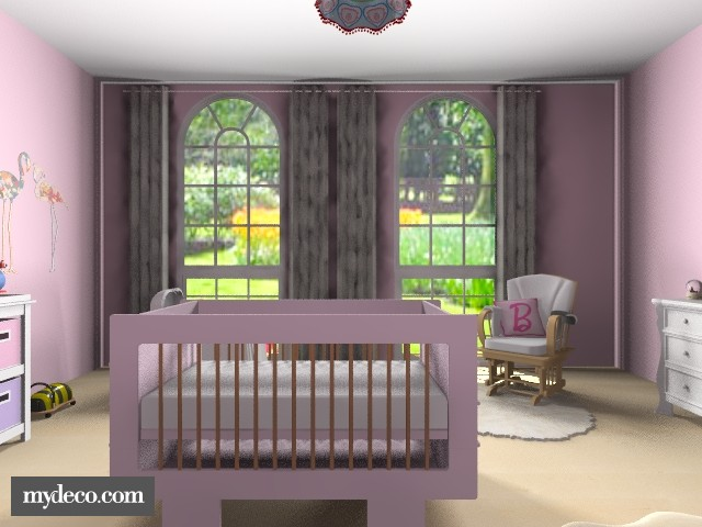 Lily Rose - Classic - Kids room - by Audrey17