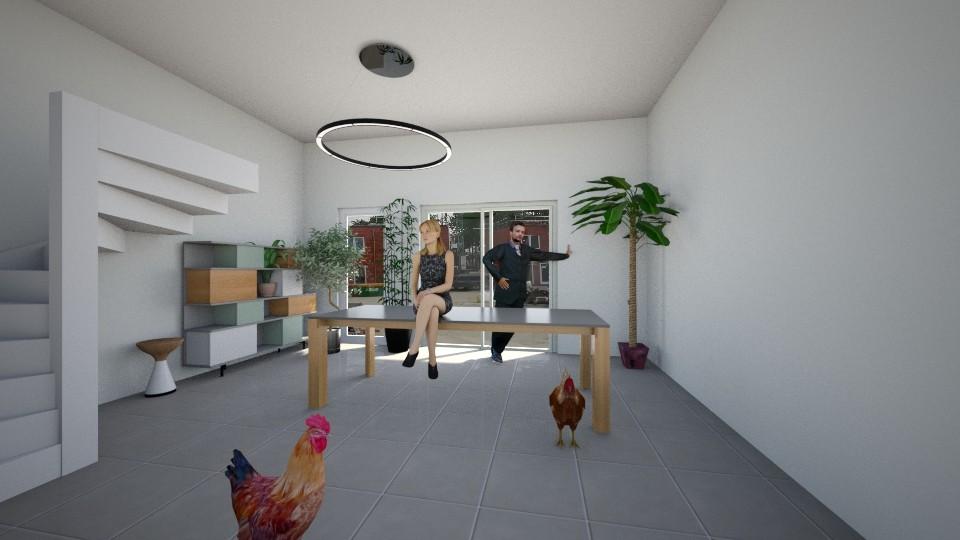 opk - Kitchen - by martinesusanne