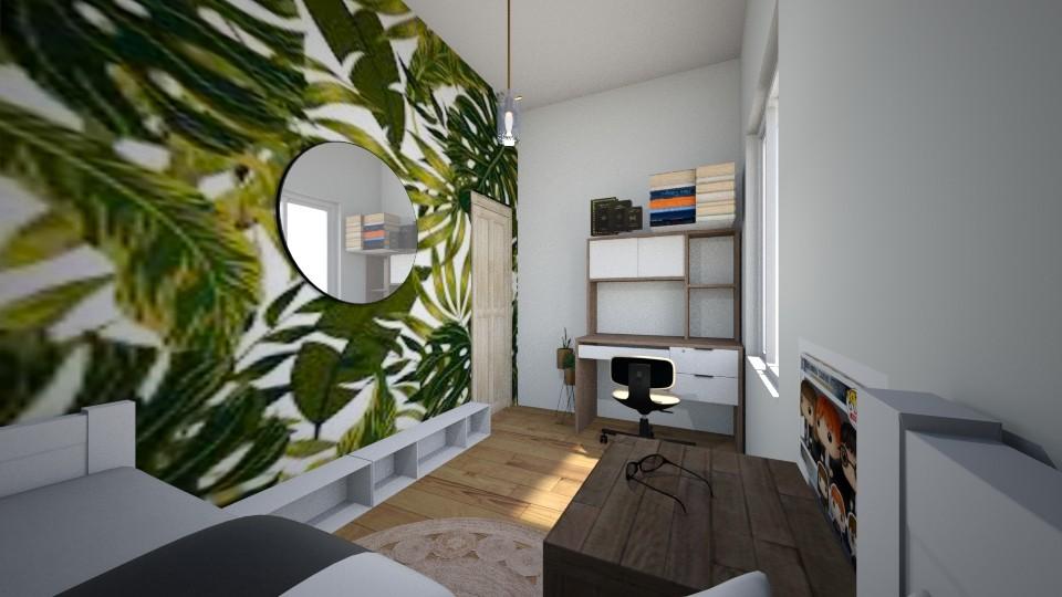 chambre ambre - Classic - Kids room - by JADE LEON